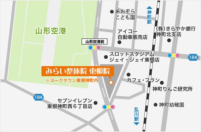 簡略マップ